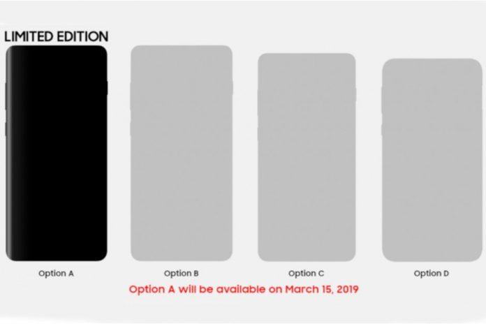 Limitovaná edice Galaxy S10+ nebude v prvopočátku v prodeji