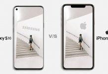 iPhone XS vs Galaxy S10: Kompletní porovnání. Jaký je mezi nimi rozdíl?
